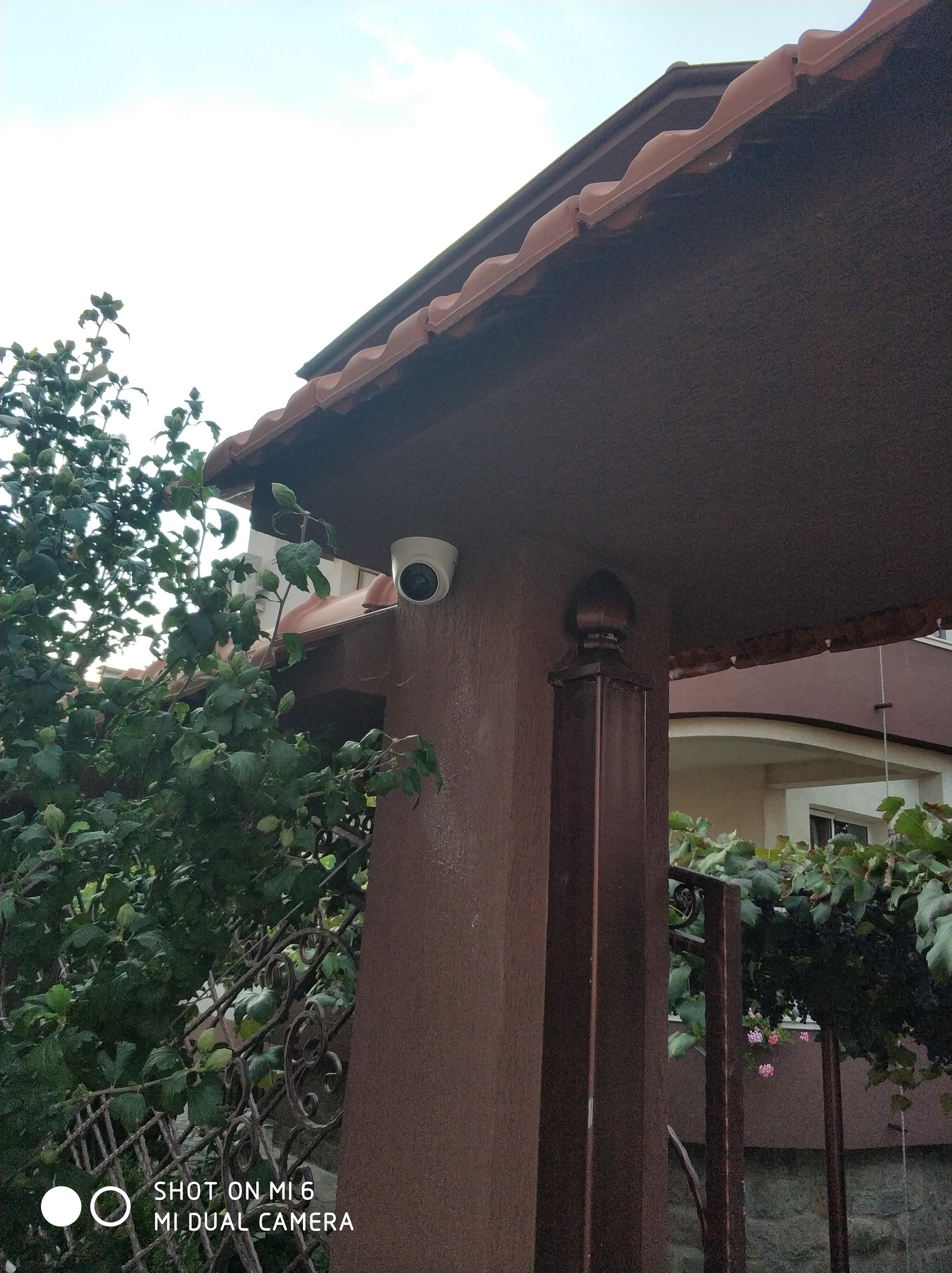 3MP IP камера